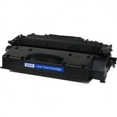 CTO Canon 719HJUMBO/HP CE505X/280X Toner Preto EXTRA Capacidade (CPT)10K