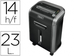 Destruidora FELLOWES PS-79Ci
