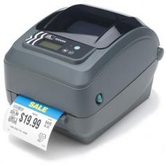 ZEBRA GK420D - Impressora Térmica Directa Série/USB/Paralelo (Un)