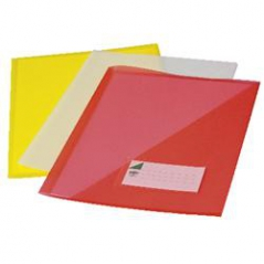 Bolsa Plastico Arquivo Roma (L) ( Roma36A ) Branco *