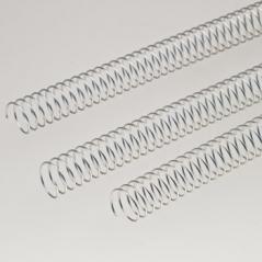 Argolas Metalicas Encadernar 8mm Prata CX 100un