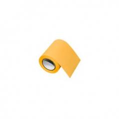 Bloco Adesivo em Rolo 60mmx8mts Laranja Fluorescente