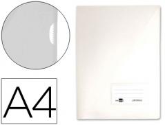 Bolsa Dossier Plastico A4 Transparente 921 A Incolor
