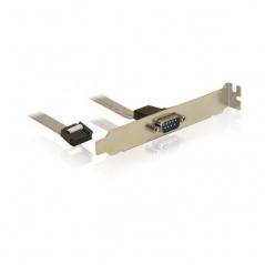 BRACKET Normal 1 Serie Adaptador Porta COM (Un)
