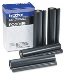 Brother PC204RF Pelicula Fax 1010/1020/1030 1 Rolo