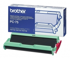 Brother PC75 Pelicula Fax T102/T104/T106
