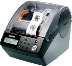 Brother QL650TD Impressora Termica para etiquetas max 300