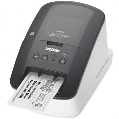 Brother QL710W Impressora Termica p/ Etiquetas Wi-FI