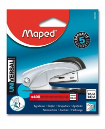 Agrafador Maped MINI UNIVERSAL 24/6 + 400 Agrafos (Un)