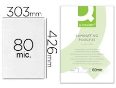 Bolsa Plastificar A3 (303mmX426mm) 80 mic (100Un)