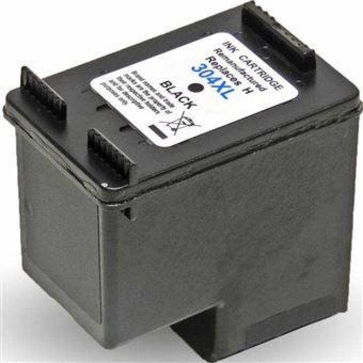 CTI HP N9K08A (Nº304XL) Tinteiro Preto (CPT)