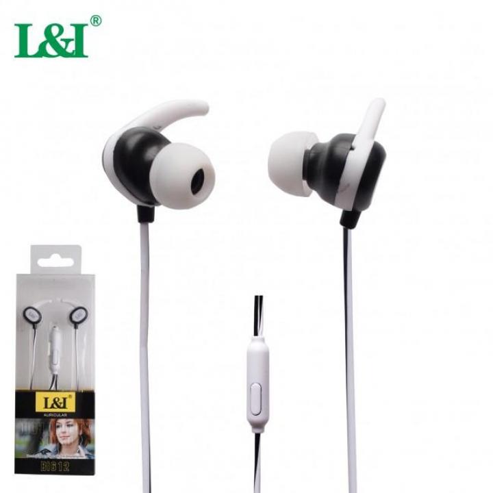 Auricular L&I Sport BI612 - Branco (Un)