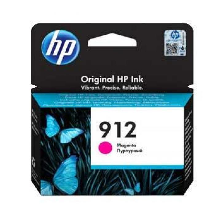 HP 3YL78A (Nº912) Tinteiro MAGENTA Officejet Pro 8020/ 8010/ 8012