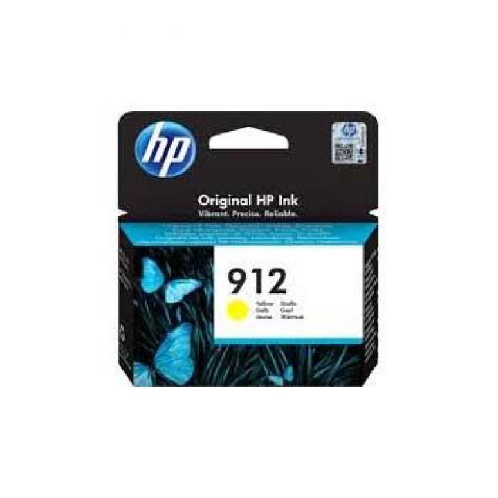 HP 3YL79A (Nº912) Tinteiro AMARELO Officejet Pro 8020/ 8010/ 8012