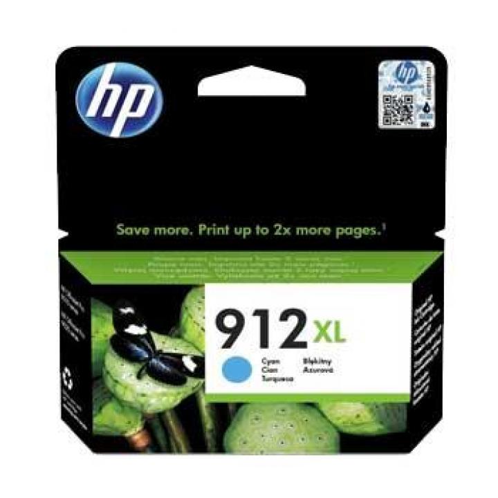 HP 3YL81A (Nº912XL) Tinteiro AZUL Officejet Pro 8020/ 8010/ 8012
