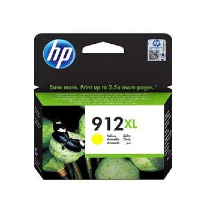 HP 3YL83A (Nº912XL) Tinteiro AMARELO Officejet Pro 8020/ 8010/ 8012