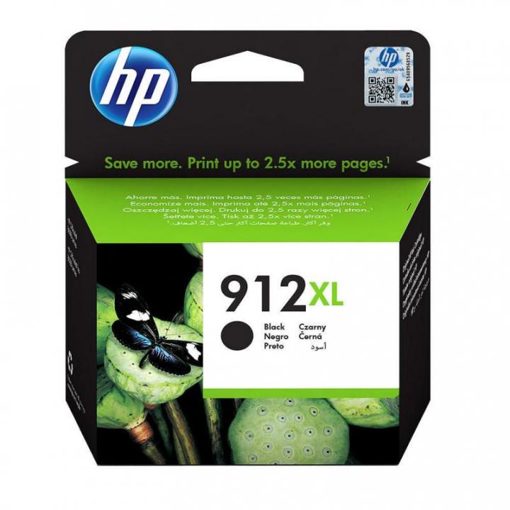 HP 3YL84A (Nº912XL) Tinteiro PRETO Officejet Pro 8020/ 8010/ 8012