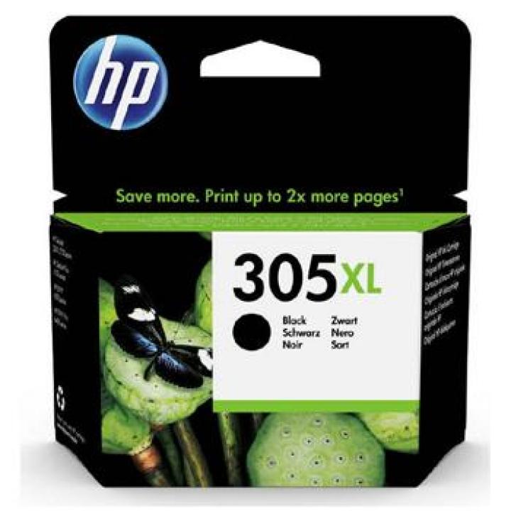 HP 3YM62A (Nº305XL) Tinteiro Preto DeskJet 1255/2710/Plus 4120/Envy 6010/ENVY Pro 6420