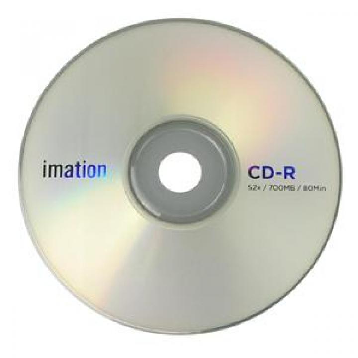 CD-R Imation 52X 80min 700MB c/ Caixa (IMA18644) (Un)