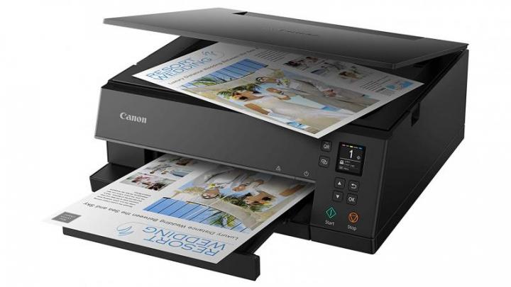 Impressora Canon PIXMA TS6350 Multifuncoes Jacto Tinta Preta (Un)